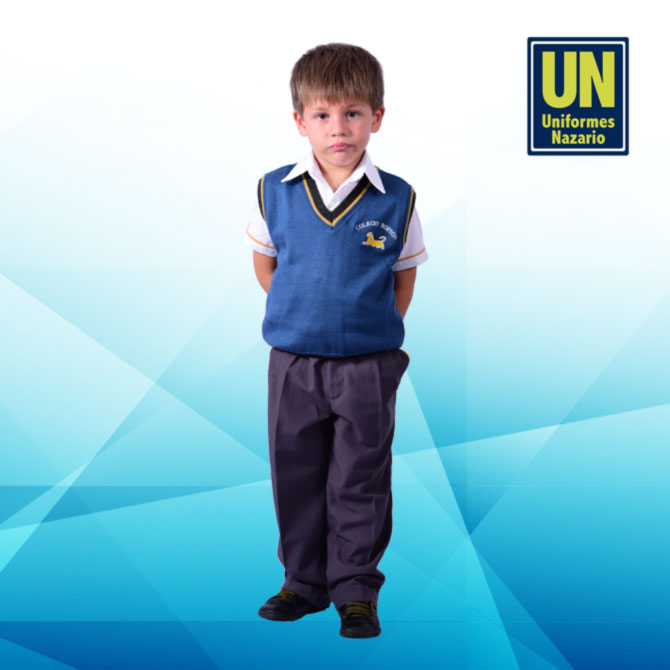 Uniformes Colegio Boston - Uniformes Nazario